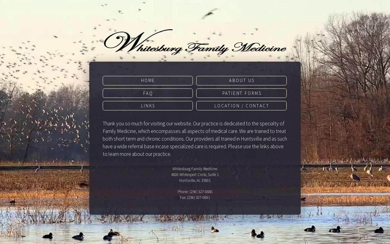 Whitesburg Family Medicine